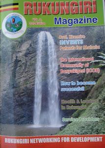 Rukungiri magazine