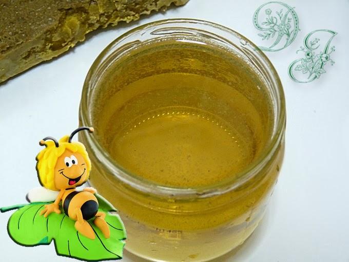agua cera abejas