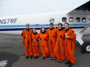 2011 AMAPPS Aerial Survey Team
