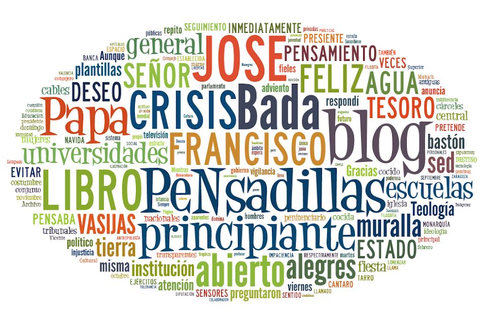 """PeNsadillas ciudadanas"". José Bada Panillo"