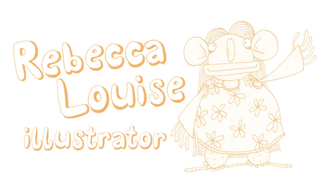 REBECCA LOUISE Illustrator