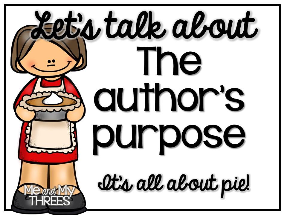 II. B. Author's Purpose & Perspective - English 10