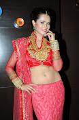 Preeti Rana Glamorous Photos in Ghagra Choli-thumbnail-7