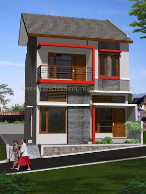 Model-Rumah-Tinggal-2-Lantai