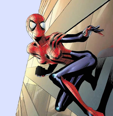 Spider-Girl (Marvel Comics) Character Review - Wall