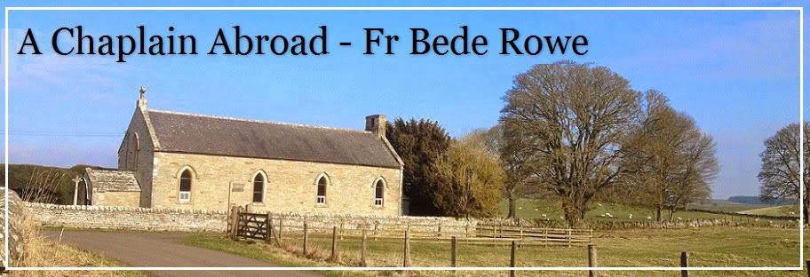Fr. Bede Rowe