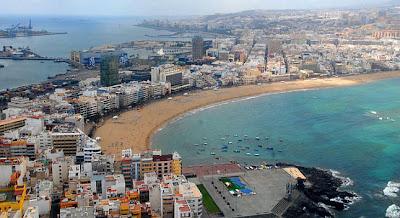 Las Palmas de Gran Canaria playa