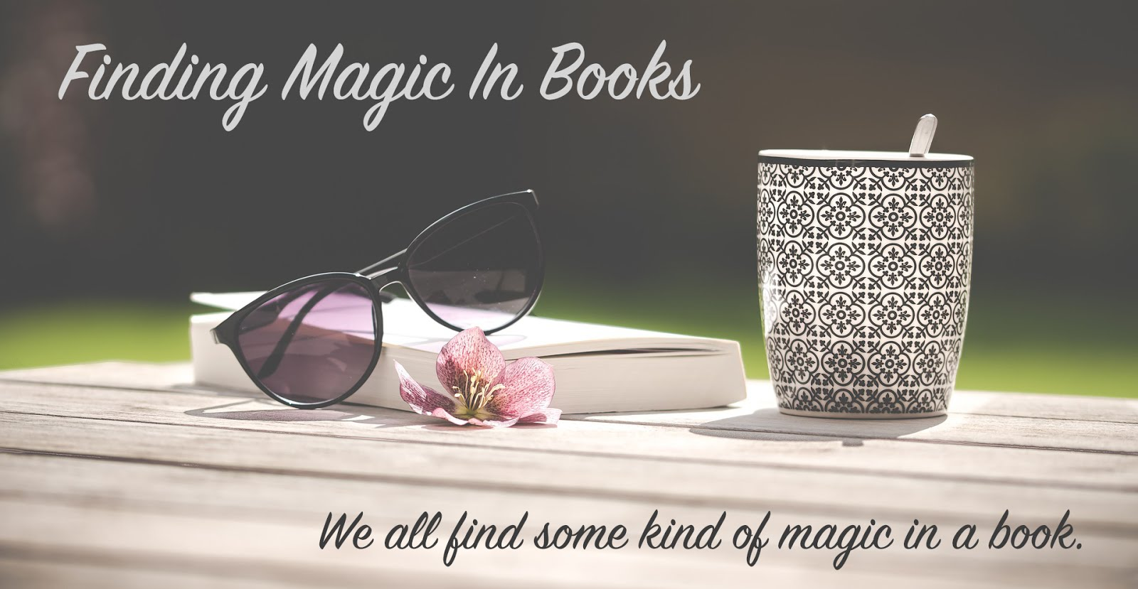 Finding Magic In Books