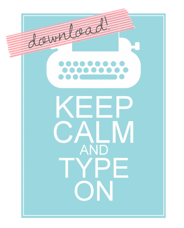 Download free printable keep calm