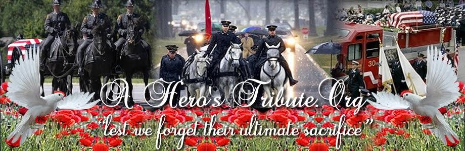A Hero's Tribute.Org