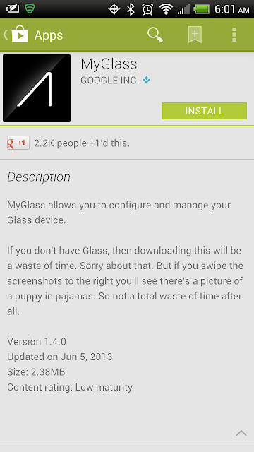 What Happens If You Don't Have Google Glasses?