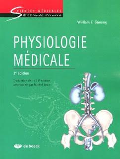 Physiologie médicale 2ème édition