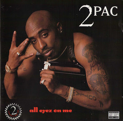 2Pac – All Eyez On Me (2xCD) (1996) (FLAC + 320 kbps)