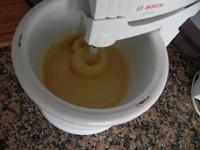 Plumcake de Mango