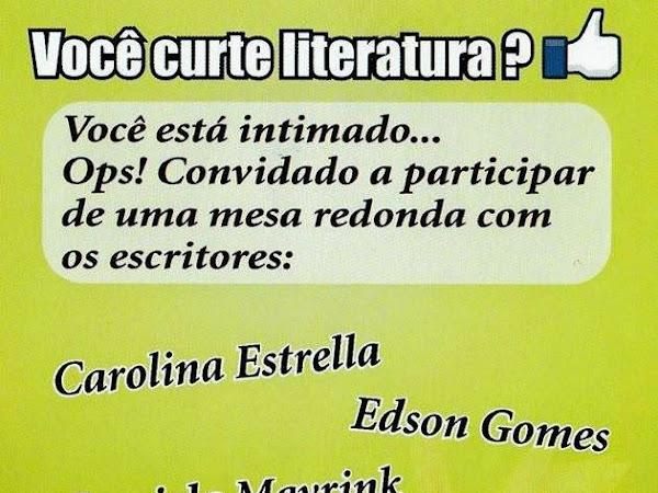 Evento no Rio de Janeiro com vários autores!
