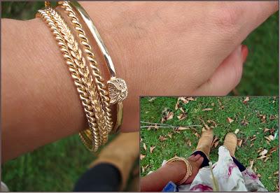 Forever 21 Bracelet OOTD