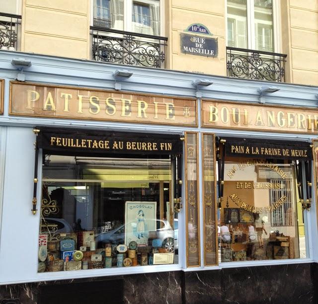 Boutiques rue de Marseille Paris 10