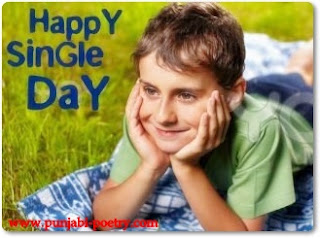 Happy Single Day