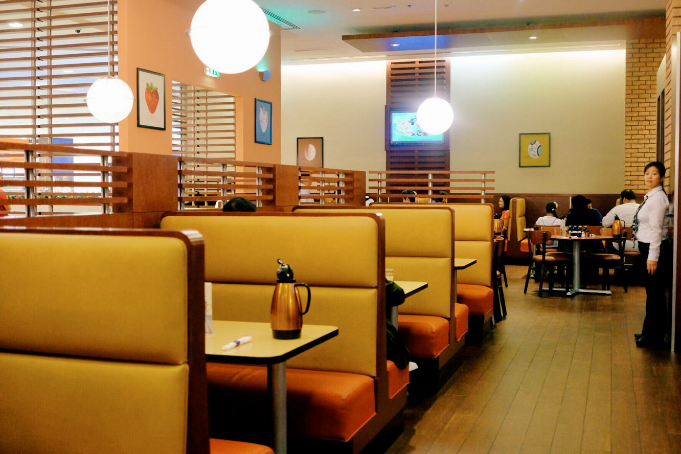 Ivy s life ihop restaurant mall of emirates dubai