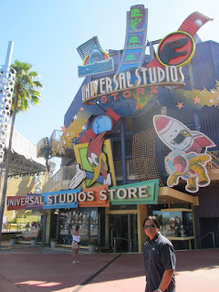 Universal City Walk Universal Studios Store