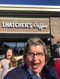 Thatchers Coffee, Vancouver, WA  Lemon Hibiscus Tea 2018