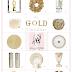 Gold Christmas Shopping