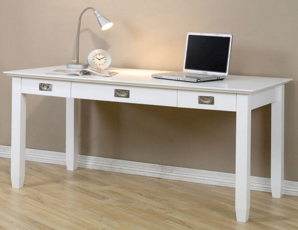 Mix And Chic Fabulous Finds Modern White Desks In Every