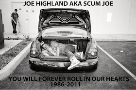 NEVER FORGET JOE HYLAND