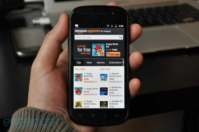 Amazon Appstore coming to 200 other countries