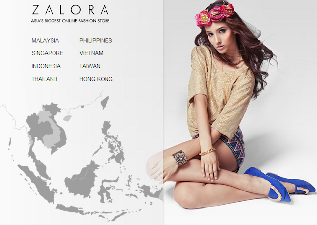 Zalora Singapore - Online shoes and fashion shopping
