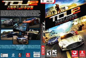 Test Drive Unlimited 2  (2dvd) Racing