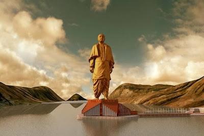 Tallest Statue - Sardar Ballav Bhai Patel