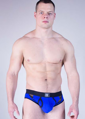 GBGB Wear Mens Underwear Evo Brief Ivan Lenko