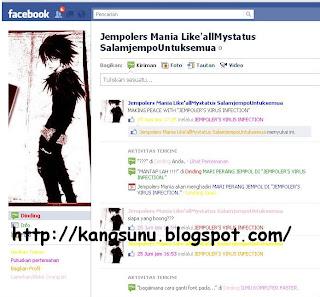 facebook, facebook kelap-kelip