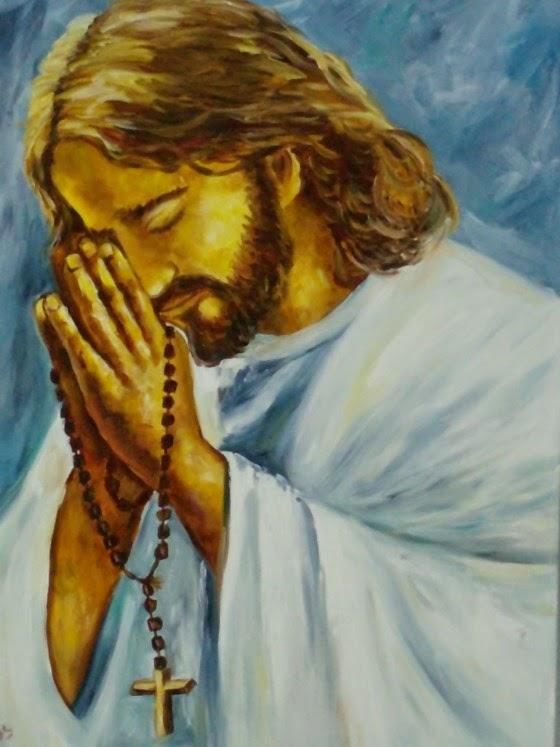 Jesus Orando, parte 2