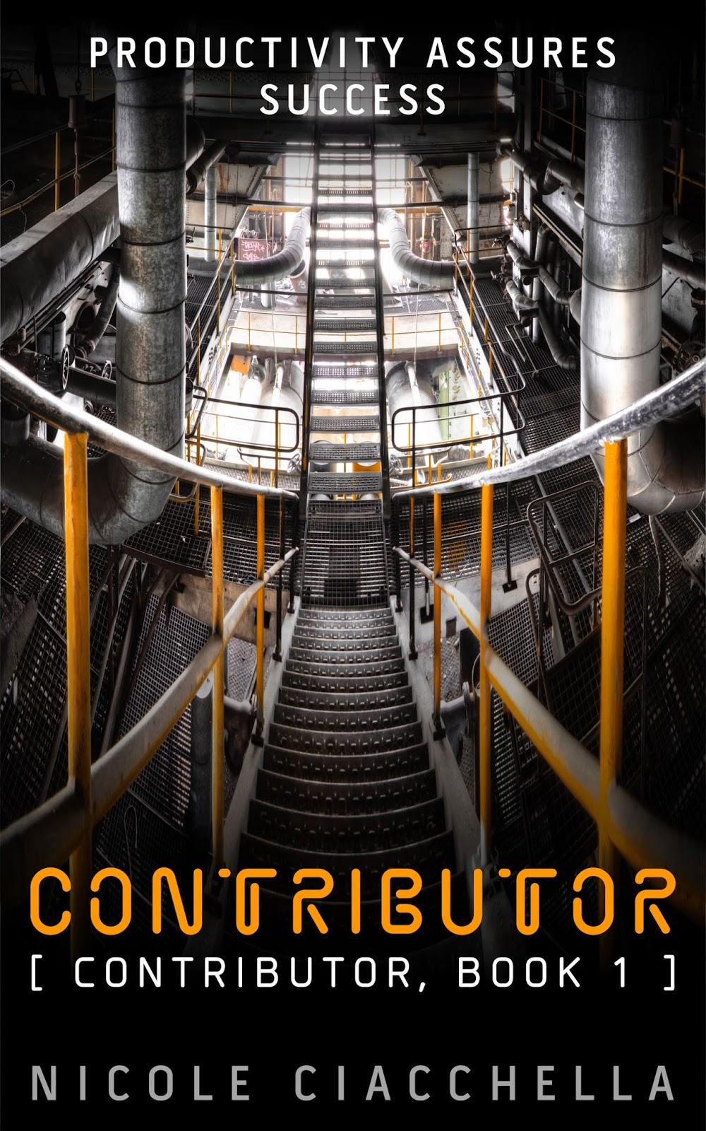 Contributor, YA dystopian, Infinite Ink Authors, www.infiniteinkauthors.com