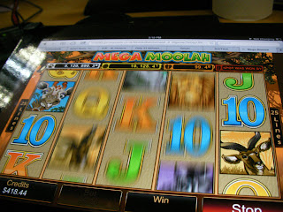 reels spinning on ipad casino web-app in html5