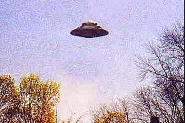 Benda terbang aneh beta telah dilaporkan oleh sejumlah warga di