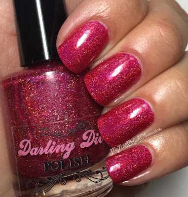 A Box Indied Reloaded, Darling Diva Polish Redelicious