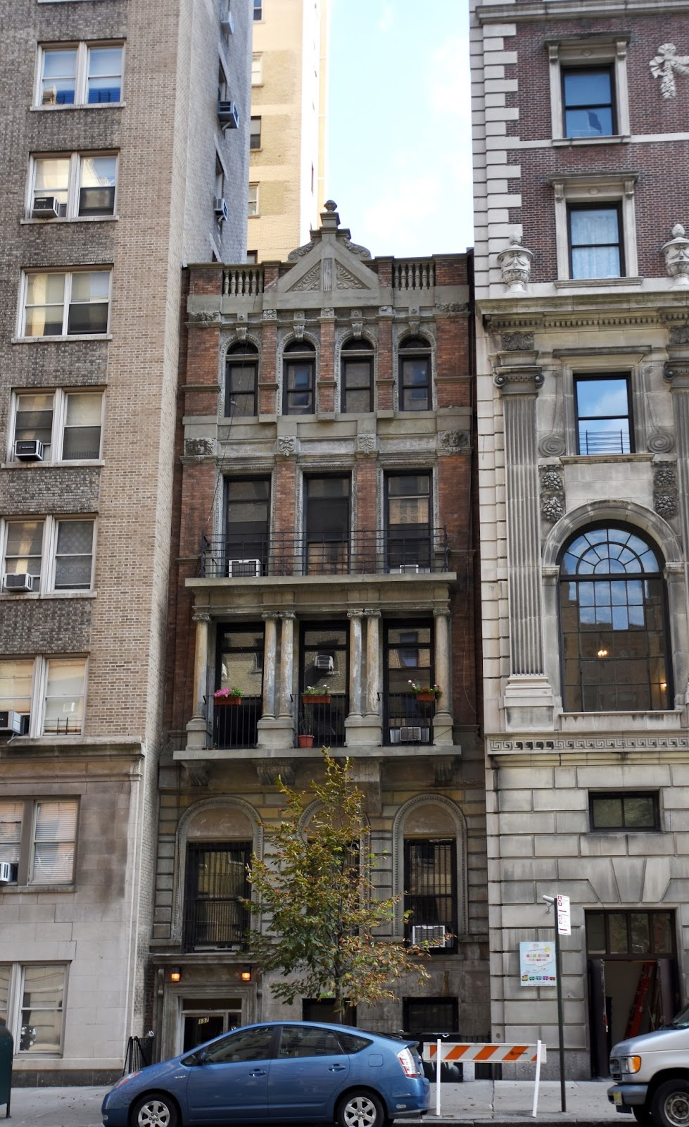 Daytonian In Manhattan The 1889 Cord Meyer House No