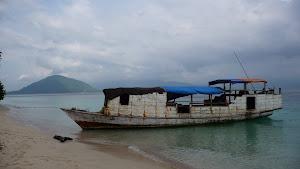 Boat trip Kepa
