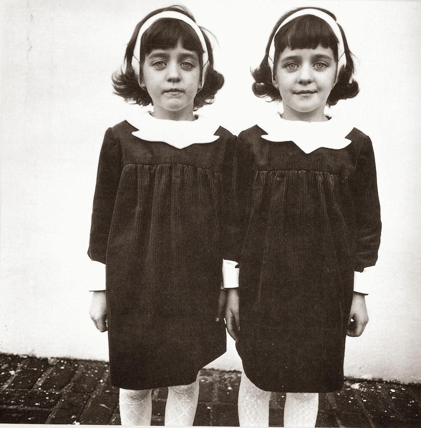 Identični blizanci Ketlin i Kolin, Rozel, 1966