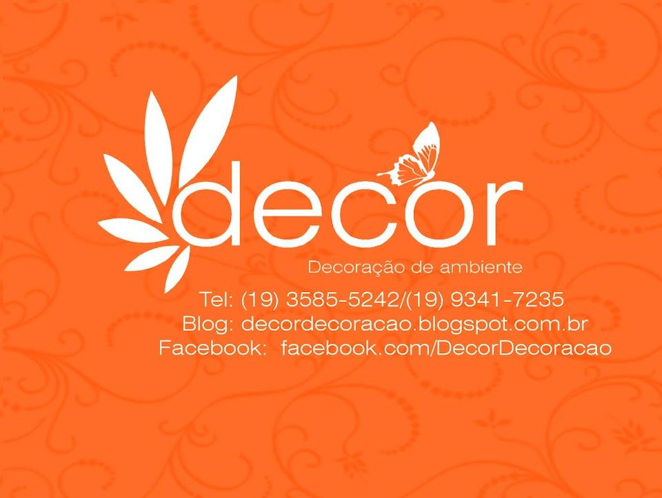 Decor- decoração de ambiente (19) 3585-5242