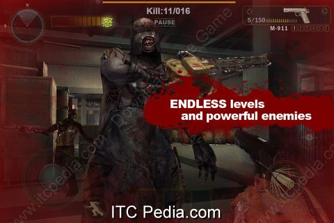 walking dead prologue iphone game