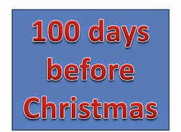 100 days before christmas begins on september 16 and leads you day by day toward a peaceful and meaningful holiday season - How Many Days Before Christmas