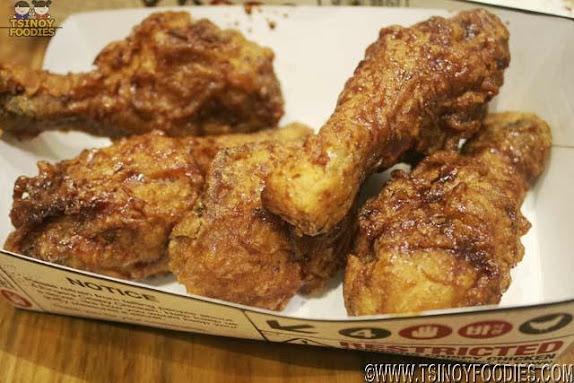 4 fingers chicken drumstick