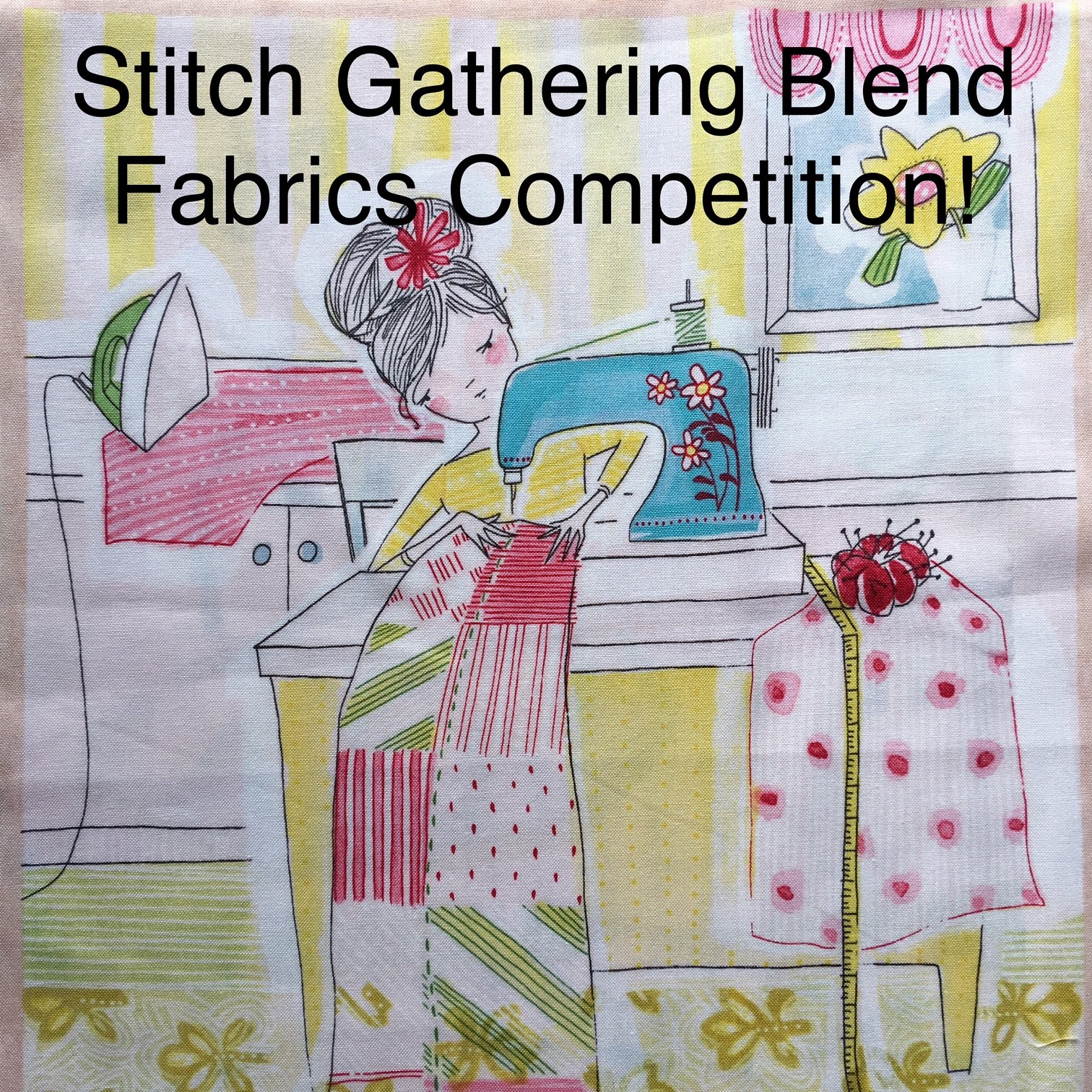Stitch Gathering 2017 Competition