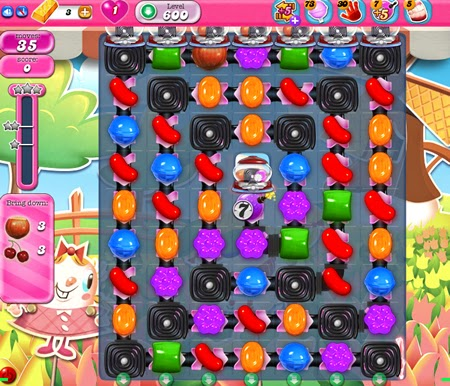 Candy Crush Saga 600