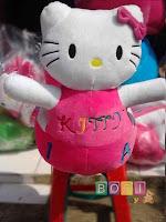 Sofa Kuda-kudaan Boneka Hello kitty