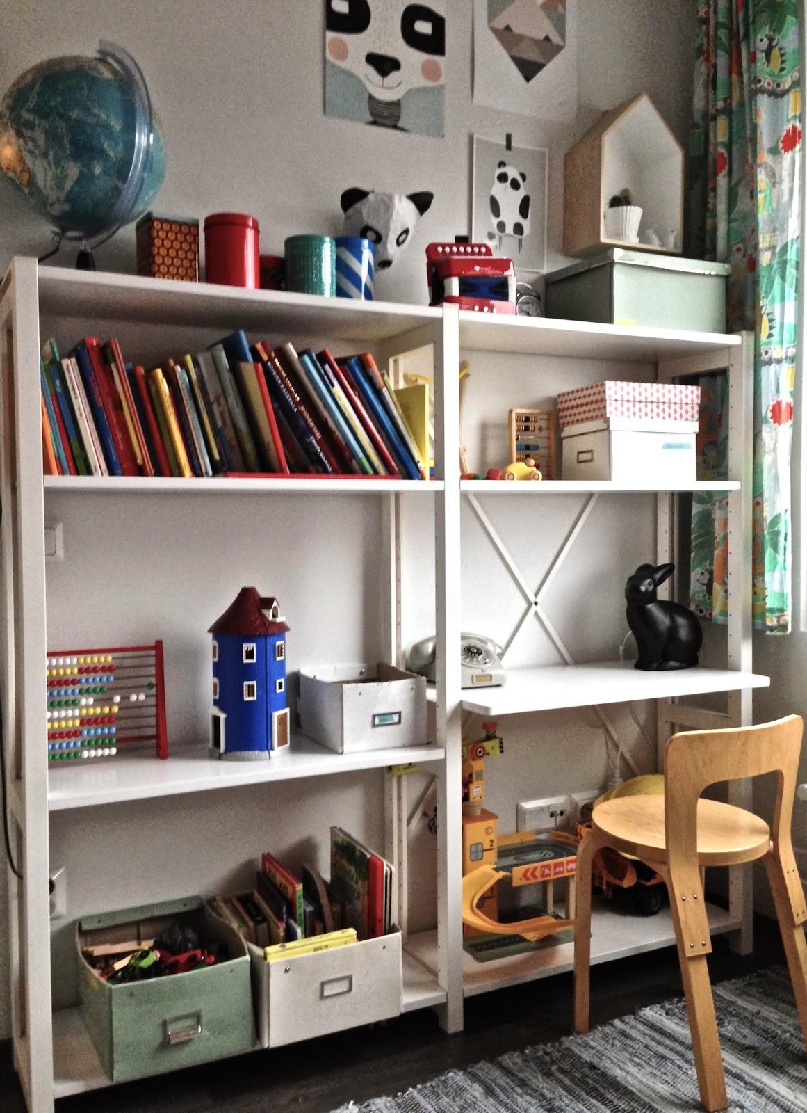 Lundia classic, Barnrum, Kidsroom, Artek